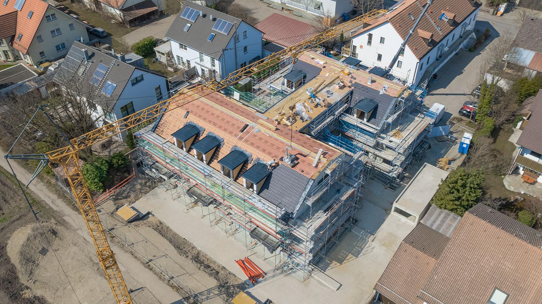 LEAN BAU Mehrfamilienhaus mit Tiefgarage Mehrfamilienhaus