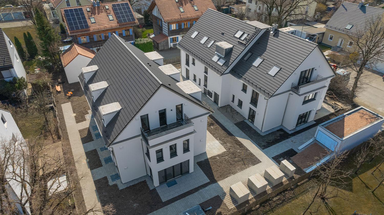 LEAN BAU Mehrfamilienhaus & Dreispänner Mehrfamilienhaus