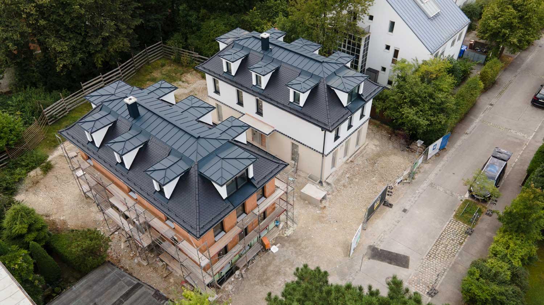 LEAN BAU 2 Einfamilienhäuser Einfamilienhaus