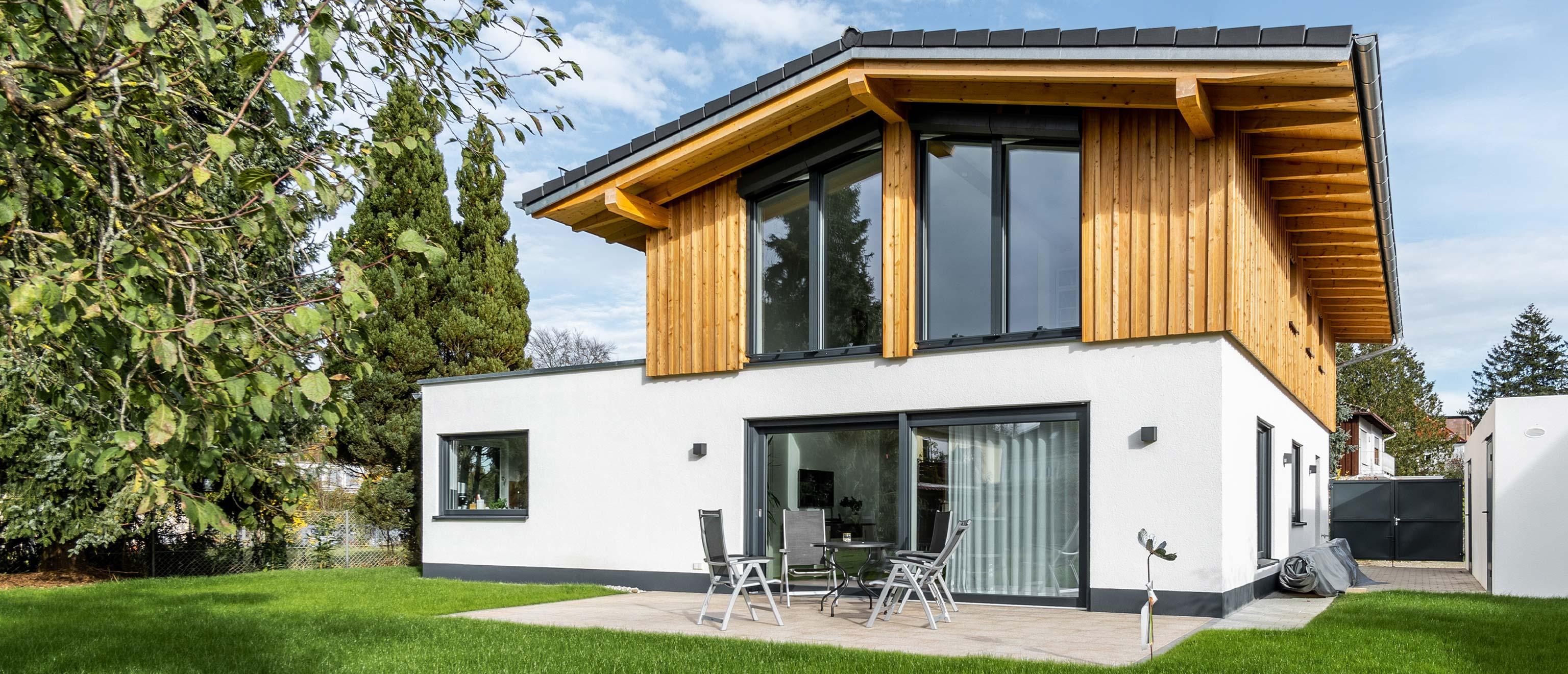 LEAN BAU Referenz | Einfamilienhaus | München