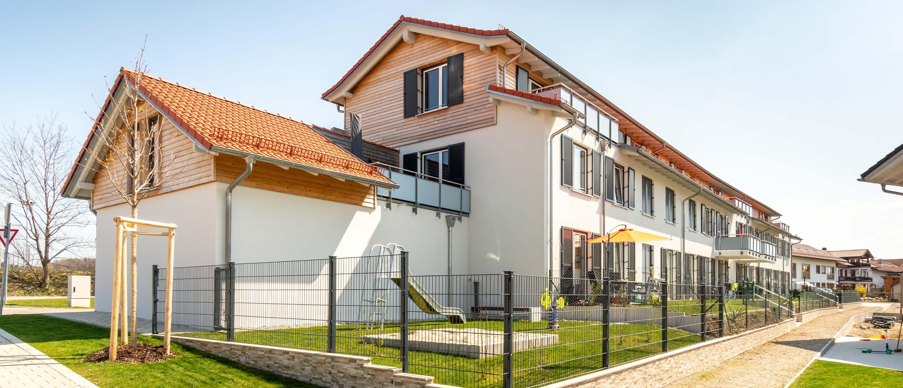LEAN BAU Referenz | Wohnungen | München